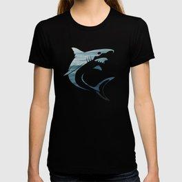 An Ocean in a Shark T-shirt