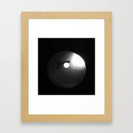 DARK MTL Framed Art Print
