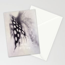 feather III Stationery Cards
