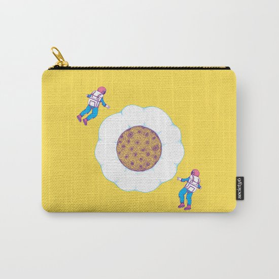 Moon Yolk Carry-All Pouch