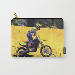 Riding Hard - Moto-x Champ Carry-All Pouch