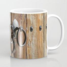 Ring Four Times Coffee Mug
