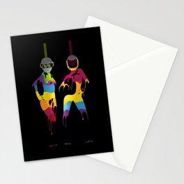 Digital love Stationery Cards