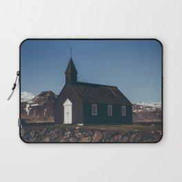 hellnar church Laptop Sleeve