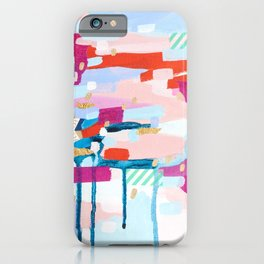 Asking for Directions iPhone Case