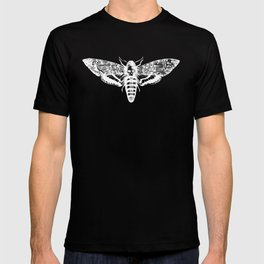 Deathheadsmoth nega T-shirt