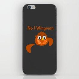 No.1 Wingman   Broken Wing iPhone Skin