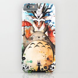 """""""The crossover n°2"""" iPhone Case"""