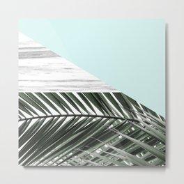 palm mint Metal Print