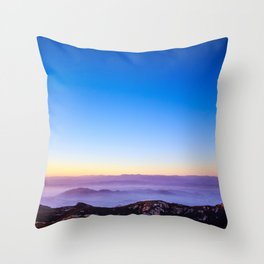 Simplicity Is Key Throw Pillow