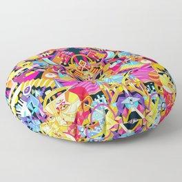 color Floor Pillow