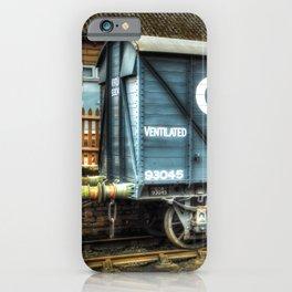 GWR Mink A Van iPhone Case