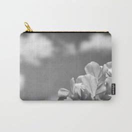 Bloom Where You Are Planted I - Nature Photography Carry-All Pouch