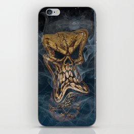 The Stuff Nightmares Are Made Of iPhone Skin