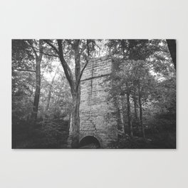 Dark Tower Canvas Print