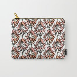 Protea Orange #homedecor Carry-All Pouch
