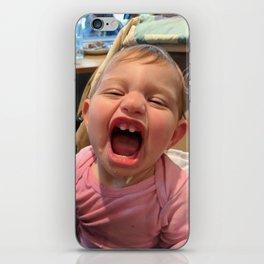 Smiling Kid iPhone Skin