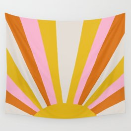 sunshine state of mind Wall Tapestry