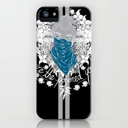 The Poisoned Youth iPhone Case