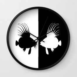 John Dory Fish Wall Clock