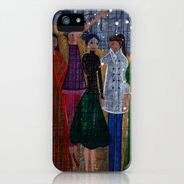 Desert Women iPhone Case