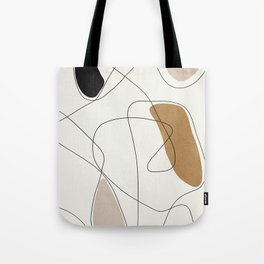 Thin Flow II Tote Bag