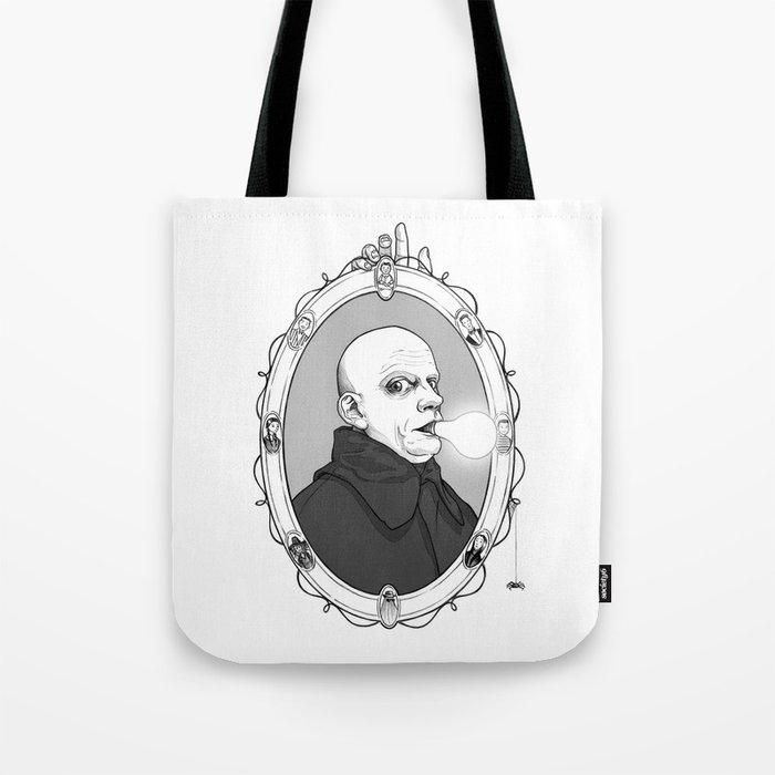 Uncle Fester Tote Bag