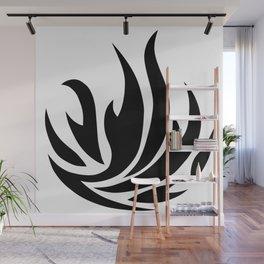 Dauntless Flames Wall Mural