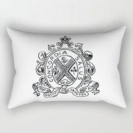 Concordia Salus Rectangular Pillow