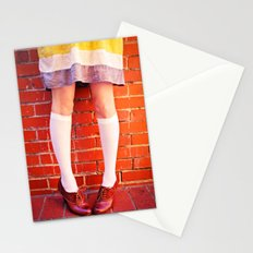 It's all about the shoes! Stationery Cards