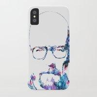heisenberg iPhone & iPod Cases featuring Heisenberg by NKlein Design