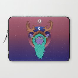 Malfurion The Green Beard | WoW Laptop Sleeve