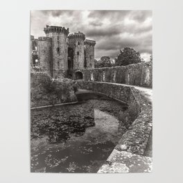 The Castle Moat Poster