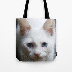Turkısh Van Cat Tote Bag
