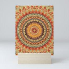 Mandala 393 Mini Art Print