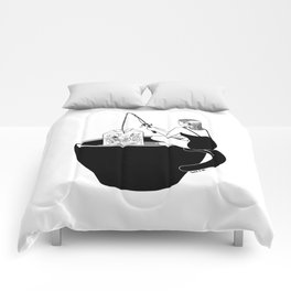 Laid-Back Time Comforters