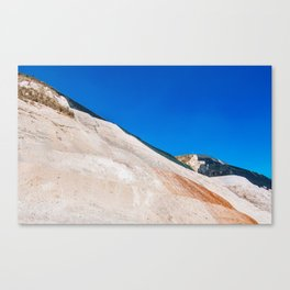 Ecuadorian Mountains Canvas Print