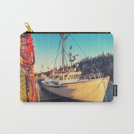 Lobster Trap Colours Carry-All Pouch
