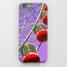 Fair Pulple sky! Slim Case iPhone 6s