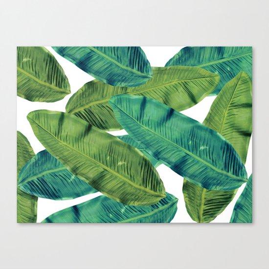 tropical life 7 Canvas Print
