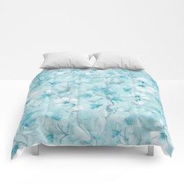 BLUE MAGNOLIAS Comforters