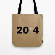 2014-NY-Gold Tote Bag
