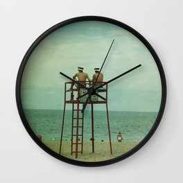Watchers Wall Clock