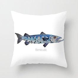 baraCUTEah Throw Pillow
