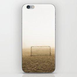 Soccer Field iPhone Skin