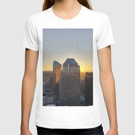 downtown view T-shirt