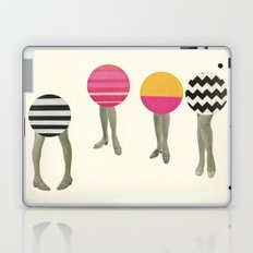 Dancing Feet Laptop & iPad Skin