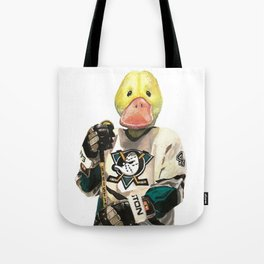 Mighty Duck Tote Bag