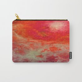Red Orange Nebula : Galaxy Space Carry-All Pouch