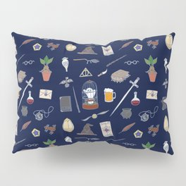 Harry Pattern Night Pillow Sham
